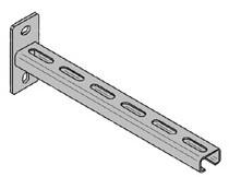 Voetsteun tbv CLV 35/21 L=630mm (per stuk)