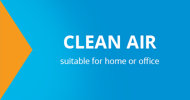 With the help of various filters and an ionisation module, the air quality is significantly improved, resulting in a healthier working and living environment