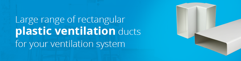 You will find the widest range of plastic or ventilation ducts at an advantageous price at Ventilatieland.