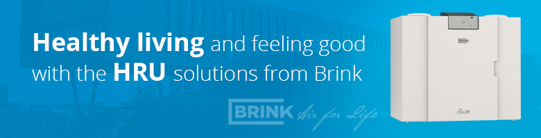 Brink climate systems MVHR units can be found on ventilation land with expert advice