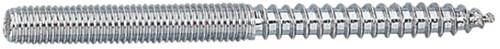 Stud screw bolt M8 x 100mm (100 pieces)