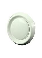 Air valve plastic round