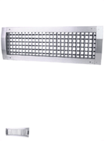 Duct grilles