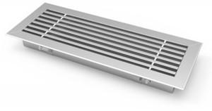 Floor grilles