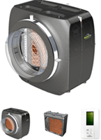 HomEvap (MVHR) humidifier