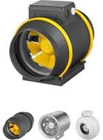 Inline tube fan