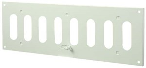 Metal rectangular slot diffuser adjustable