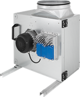 Catering exhaust fan with energy-efficient EC motor (MPS EC series)