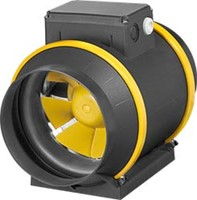Ruck® inline tube fan Etamaster with energy-efficient EC motor (EM EC series)