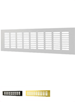Skirting grilles