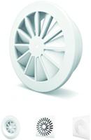 Swirl diffusers