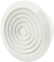Ventilation grilles plastic round