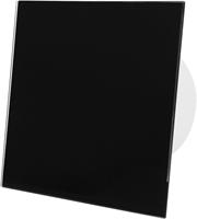 Advanced Bathroom fan black glass front
