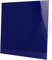 Advanced Bathroom fan blue