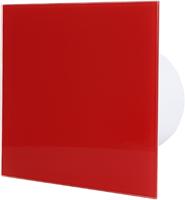 Advanced Bathroom fan red glass front