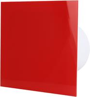 Advanced Bathroom fan red