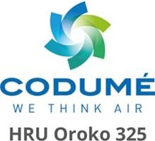 Codumé HRU OROKO 325 MVHR filters