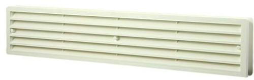 Door grille 450x92 white - VR459
