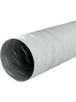 Greydec polyester ventilation hose Grey (1 meter)