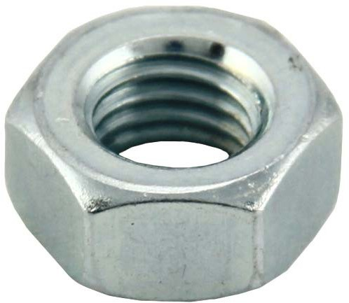 Nut hexagonal galv. m8 (250 pieces)