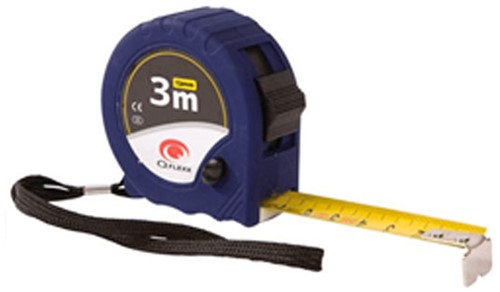 Tape measure Norfolk 3 metres - 13mm