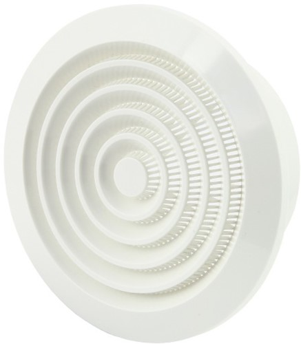 Round ventilation grille Ø 100mm (NGA100)