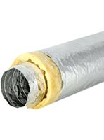 Sonodec acoustically insulated ventilation hose