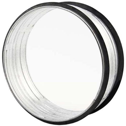 Spiral safe male coupler diameter 100 mm for spiral pipe