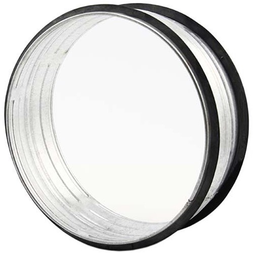 Spiral safe male coupler diameter 80 mm for spiral pipe