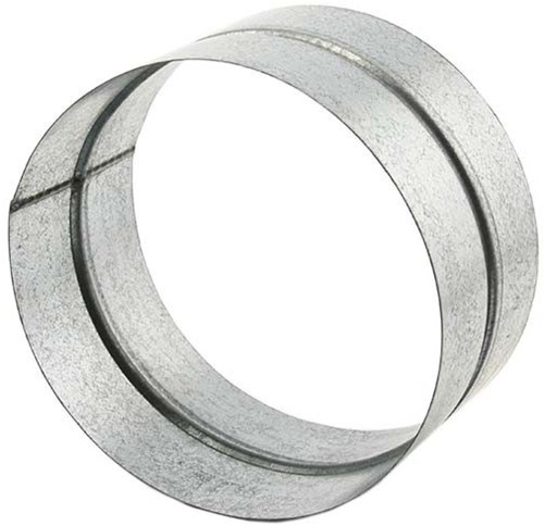 Sleeve connector for spiral fittings 80mm
